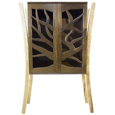 tree of life contemporary torah ark in contemporary design