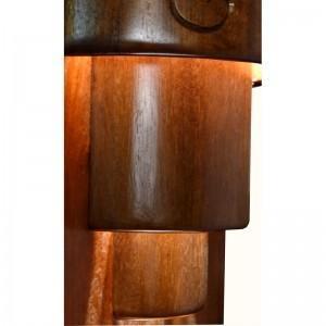modern lighting for torah ark
