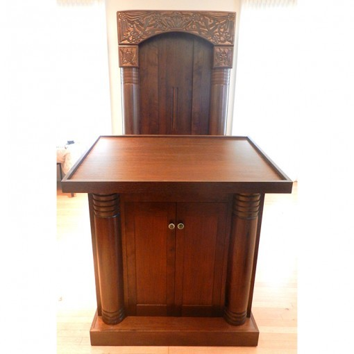 synagogue furniture for international chabad headquarters in Washington DC