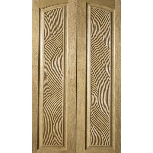 aron kodesh hanging mishkan carved wood doors