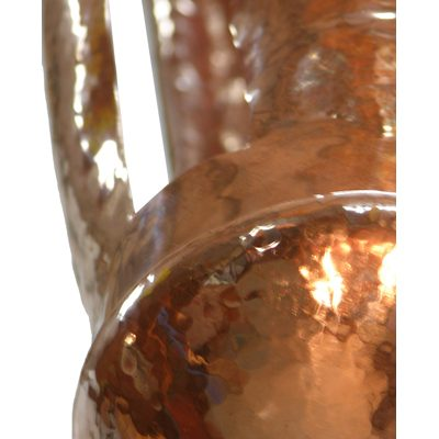 Copper flame ner tamid