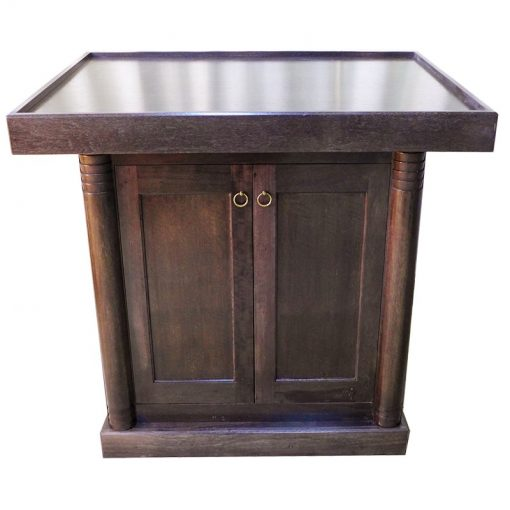 Torah Reading Table for Boat Shul in Toronto from solid wood