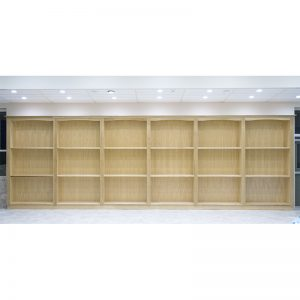 Margolin Hebrew Academy Memphis shelving for library