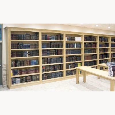 Margolin Hebrew Academy Memphis library Jewish books