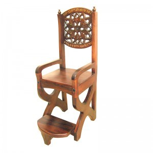 Winning entry for elijah's chair competition