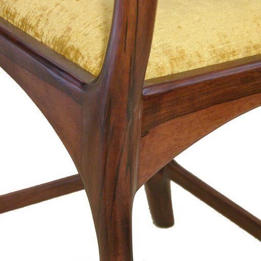 Chair joinery detail of Kiese Shel Eliyahu