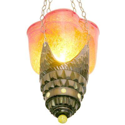 Eternal light custom made for the Ababyuda in Uganda with solar powered lighting