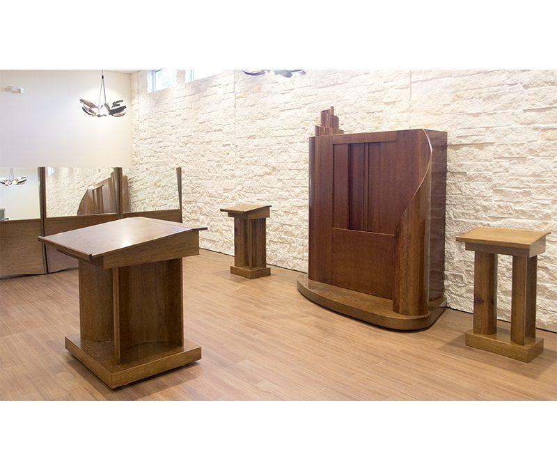 Bass Synagogue Furniture