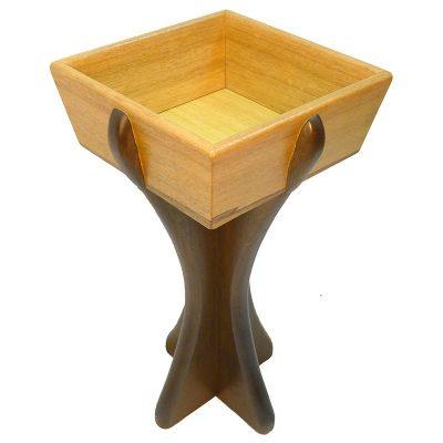 kippah holder in tree of life design