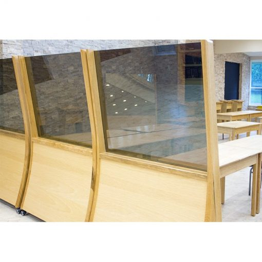 Mechitza One way mirror synagogue Memphis-Margolin v Hebrew Academy women's gallery