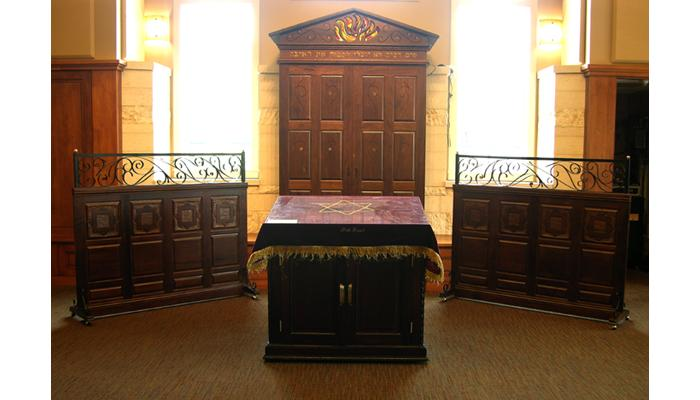 Beth Israel Synagogue Furniture
