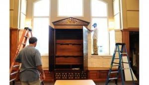 New Orleanes Ark building
