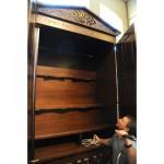 New Orleanes Ark in progress