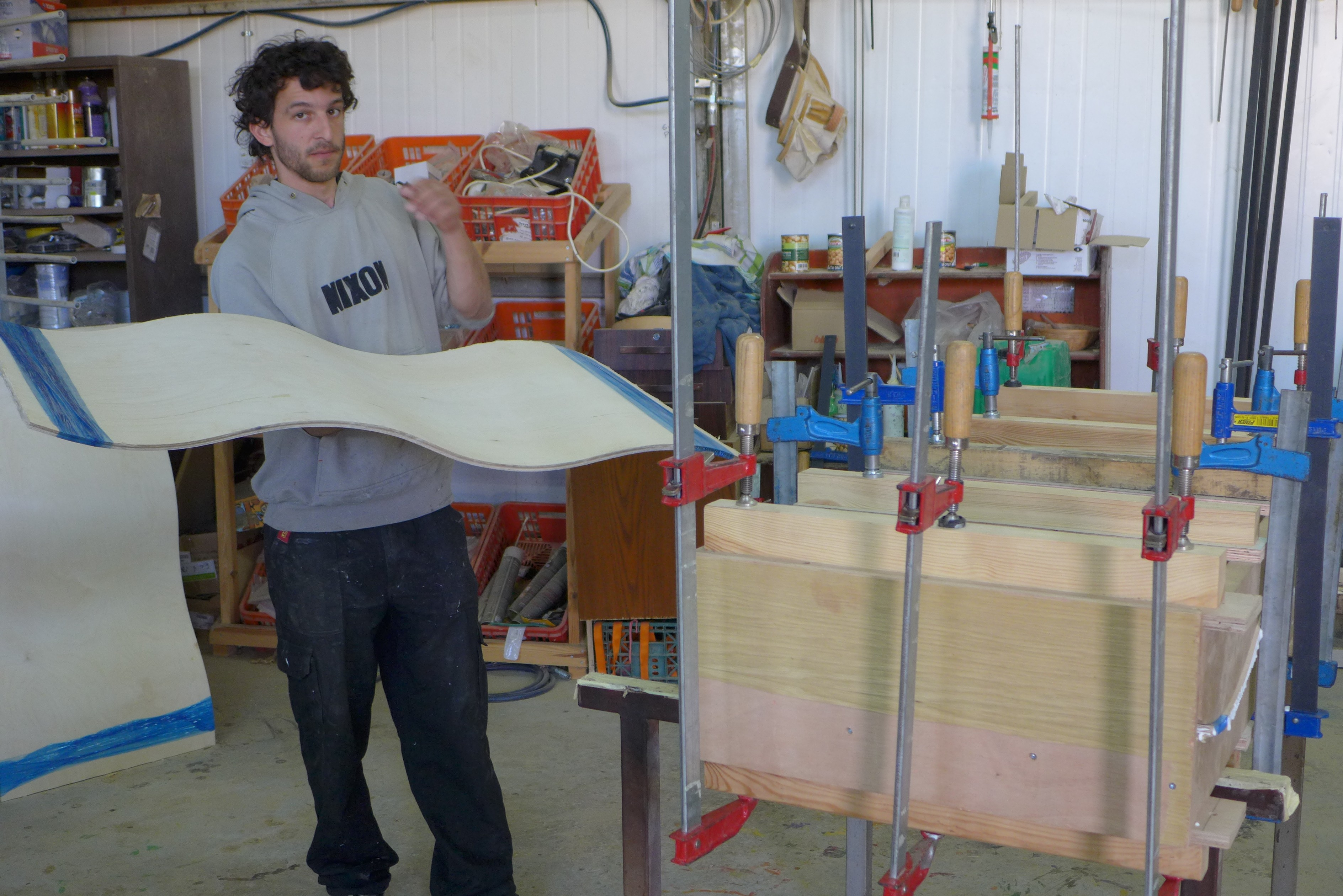 technician woodworking tal manager and technician of the woodworking ...