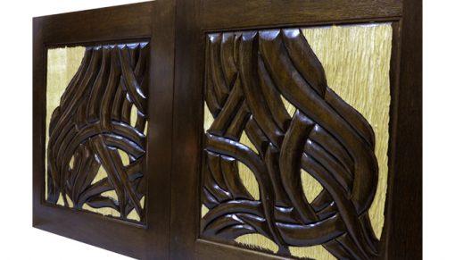 Synagogue Tree Roots Doors