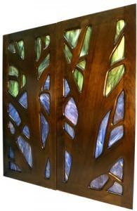 Synagogue Tree of Life Doors