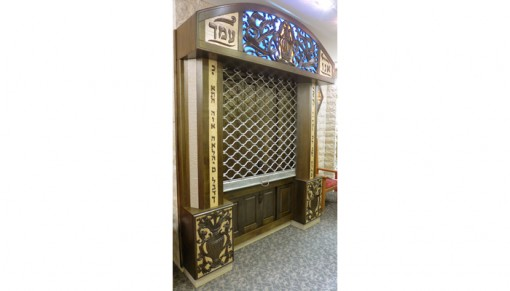 Sons of Israel with locking doors