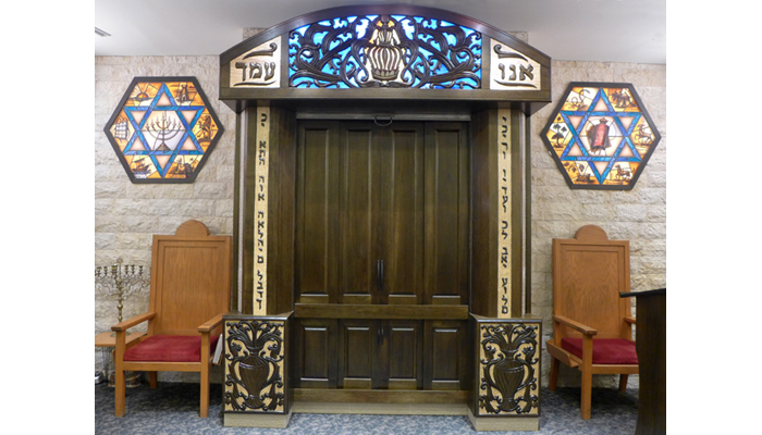 Bass Synagogue Furniture - Design and Production of ...