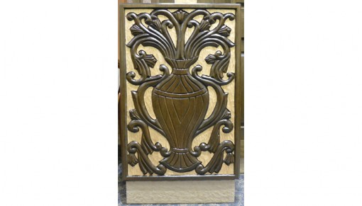 Carved Synagogue Sons of Israel New York
