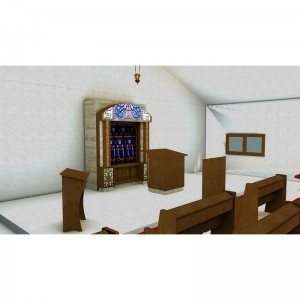 sons of israel synagogue interior design