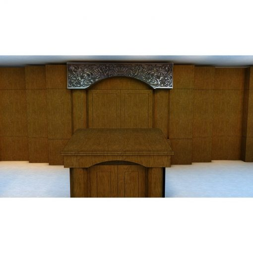 Tehillat Yisrael Toronto Torah Ark and Bimah design