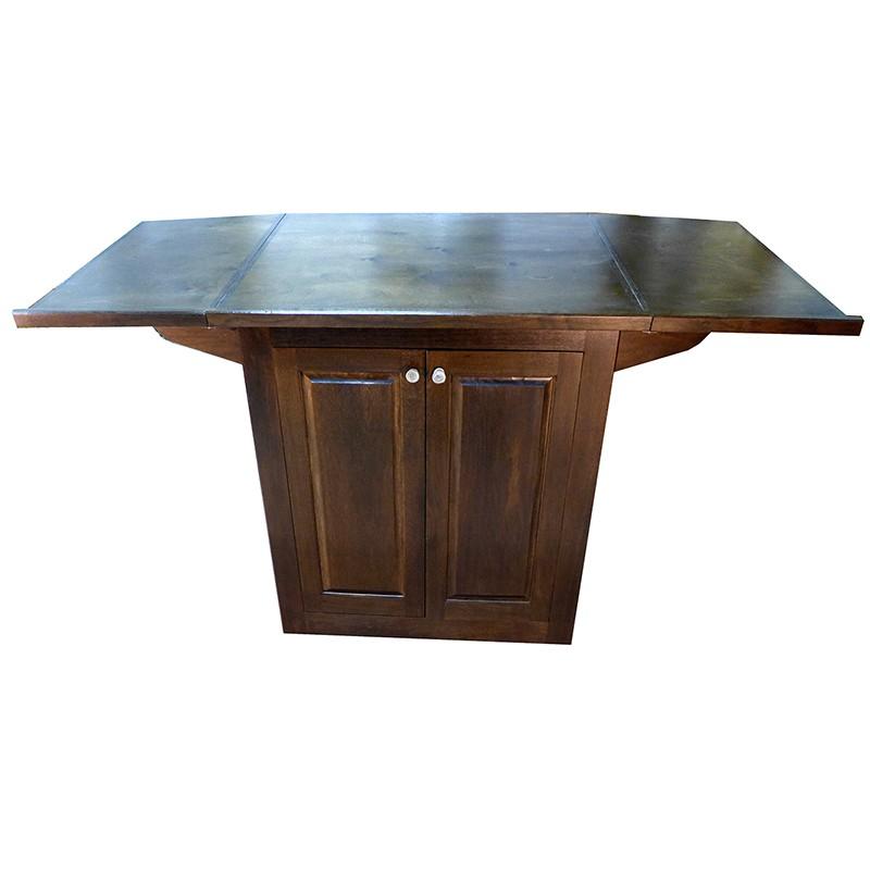 Folding Table Portable Torah Reading Table open