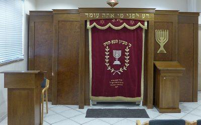 Young Israel of Greater Miami – Aron Kodesh