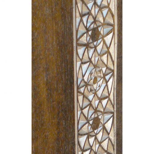 wood carving Sephardic amud teffilah
