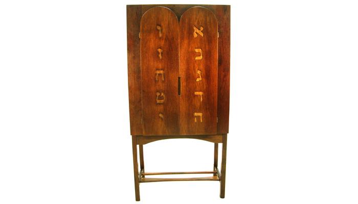 The Ten Commandments Ark