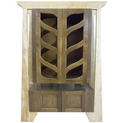 torah ark modern design made from wood