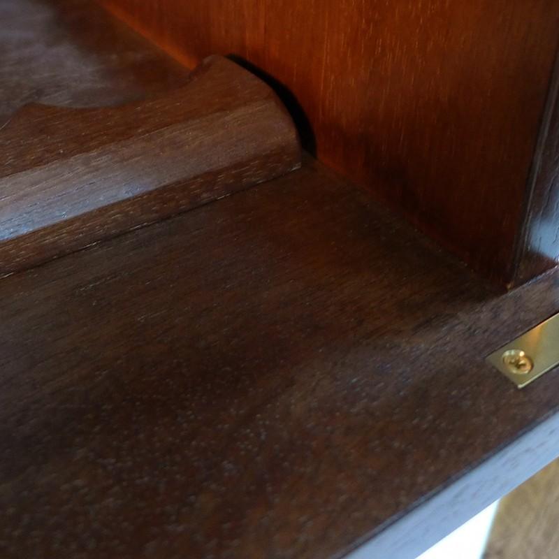 Jewish Oahu Torah Ark Inside and brass hinge