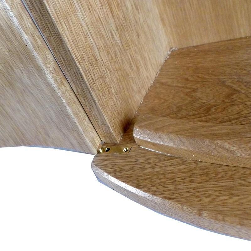 Pirke Avot Torah Cabinet inside of ark