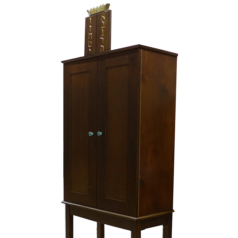 Wood Torah Ark Aron Kodesh