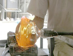Marvering glass