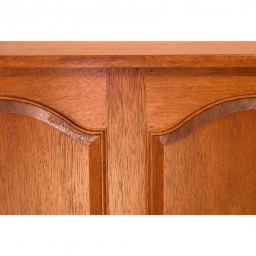 solid wood joinery on torah readingd table