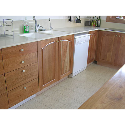 Home / Home Furniture / Kitchens / Cherry Wood Kitchen