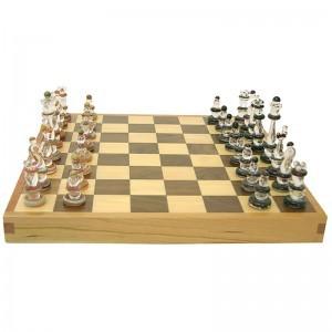 handmade custom chess board