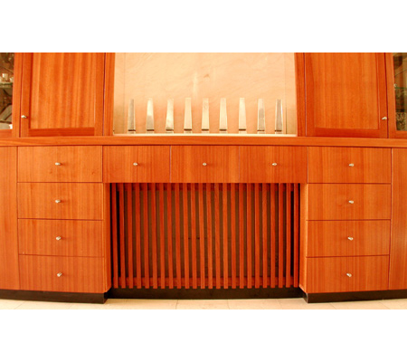 Dome Dining Cabinet drawers