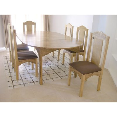 Custom Solid Wood Furniture From Israel