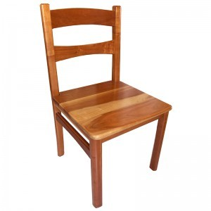 dining set chairs from cherry wood