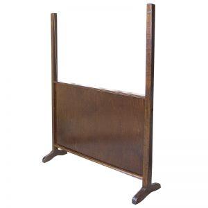 portable mechitza one way glass wood