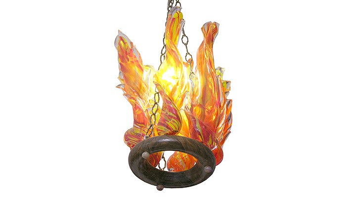 Hollow Flame Ner Tamid