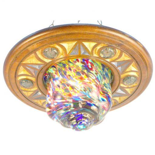 eternal light multiple colors for synagogue