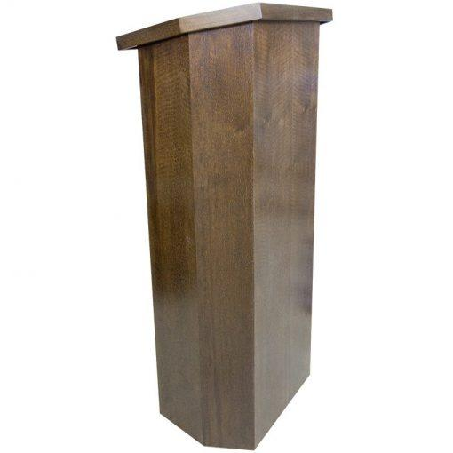 modern rabbi and cantor lectern for synagogue