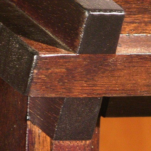 compound wood joinery