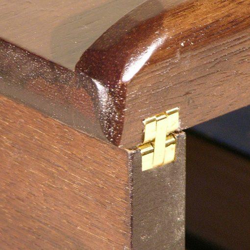 brass hinge for folding table top shtender