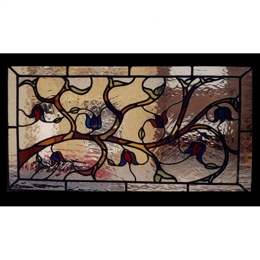 clear stained glass windows