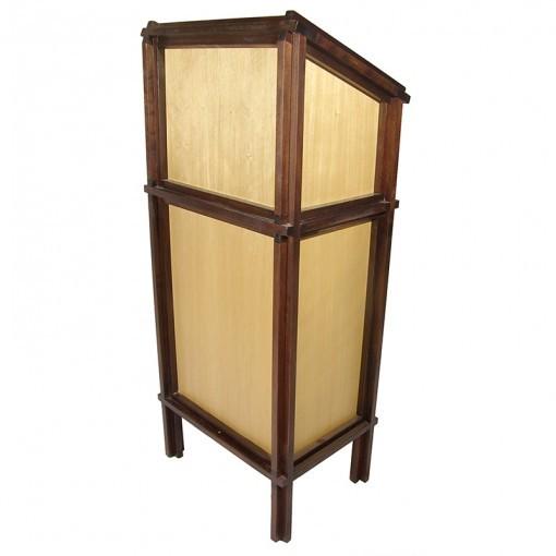 shtender wood synagogue furniture